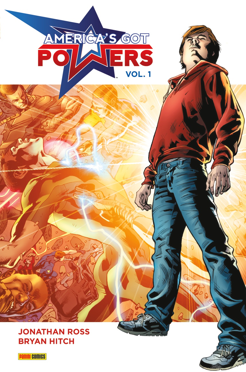 America's Got Power Tome 1