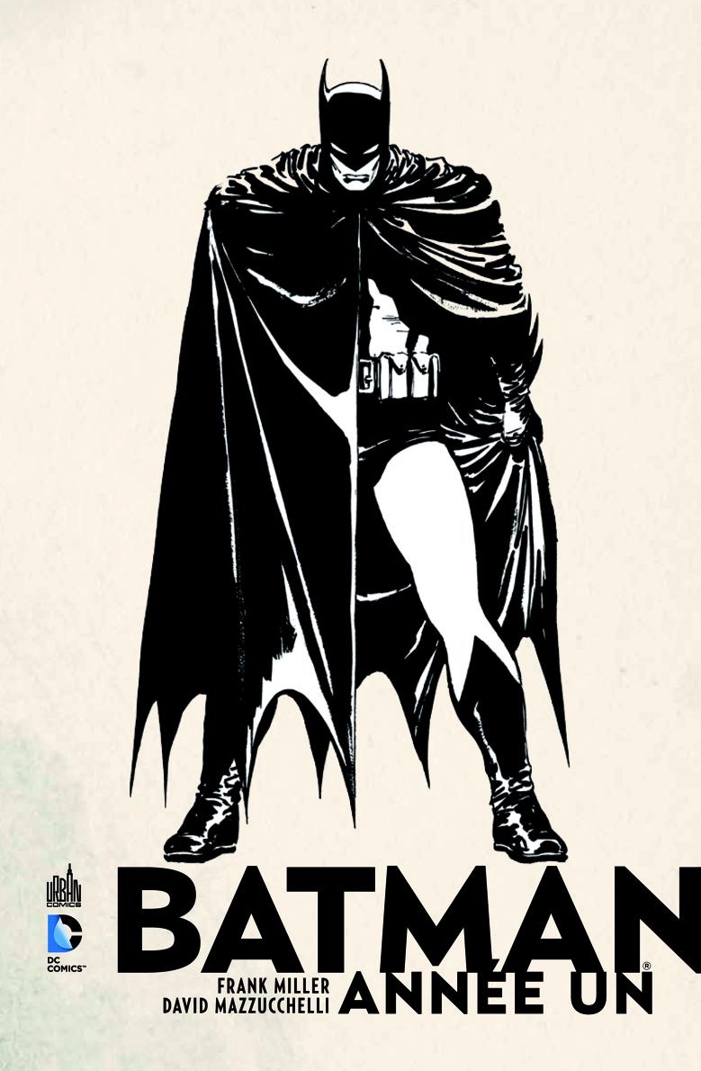 [DC Premium] Batman - Année Un - FR - CBR