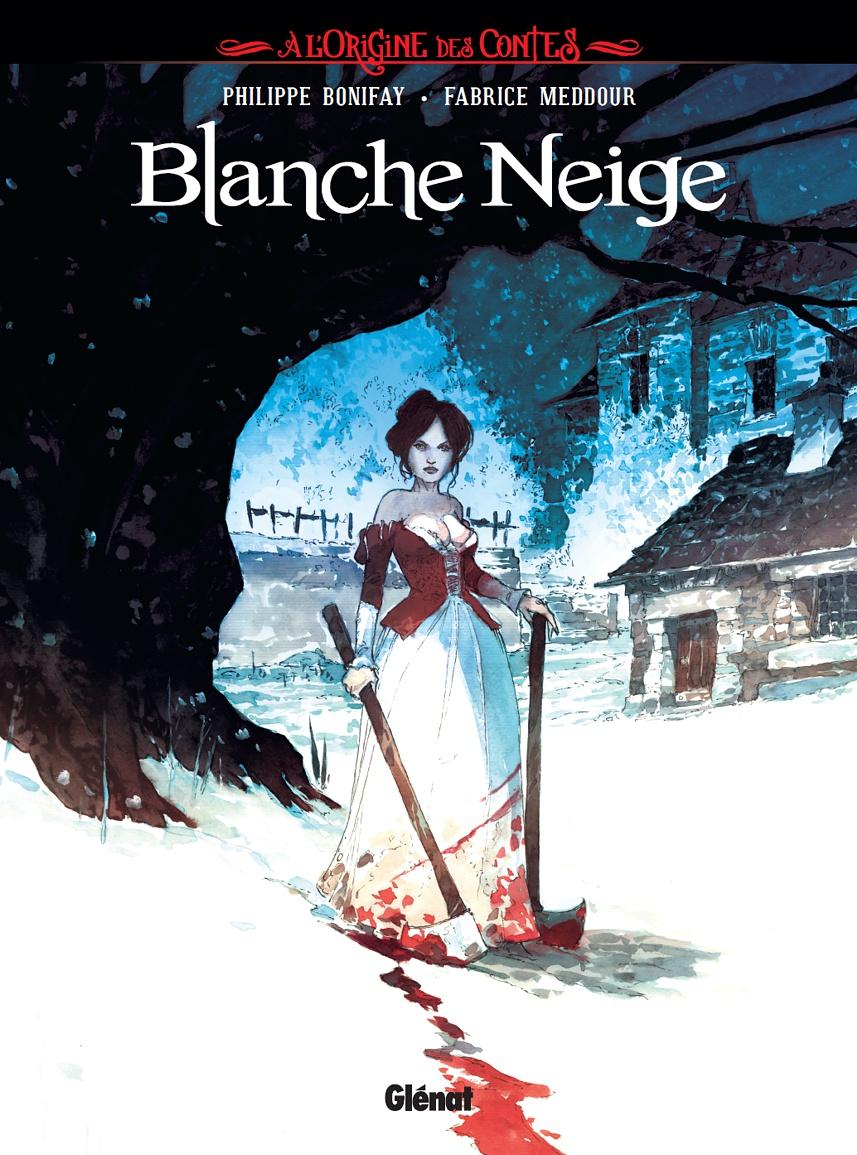 A l'origine des Contes - Blanche neige