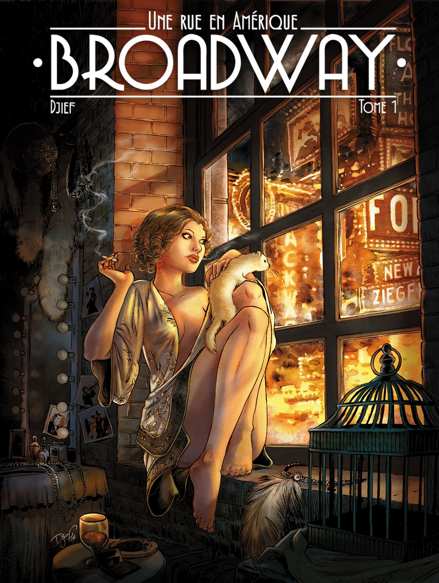 Broadway Tome 1