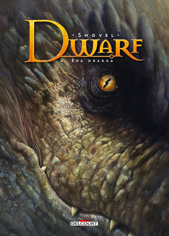 Dwarf Intégrale 4 tomes