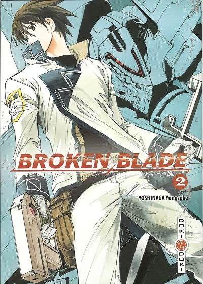 Forum CaptaiNaruto • Voir le sujet - Broken Blade (Break Blade)