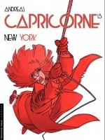 Capricorne 15 New York - Le Lombard