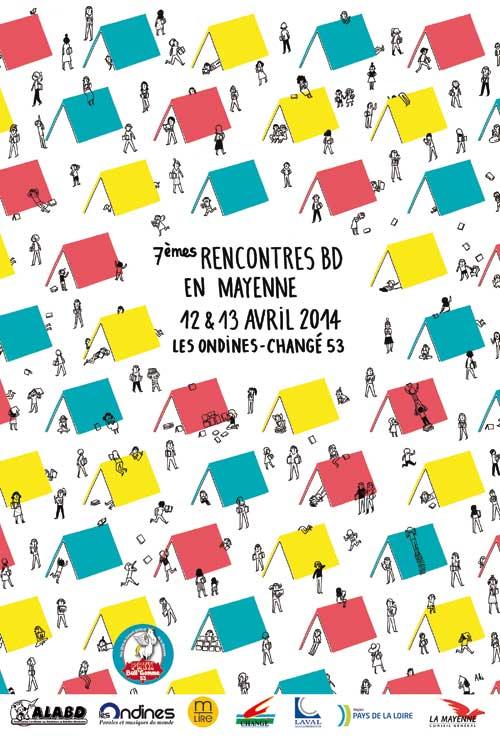 Rencontres bd change ondines