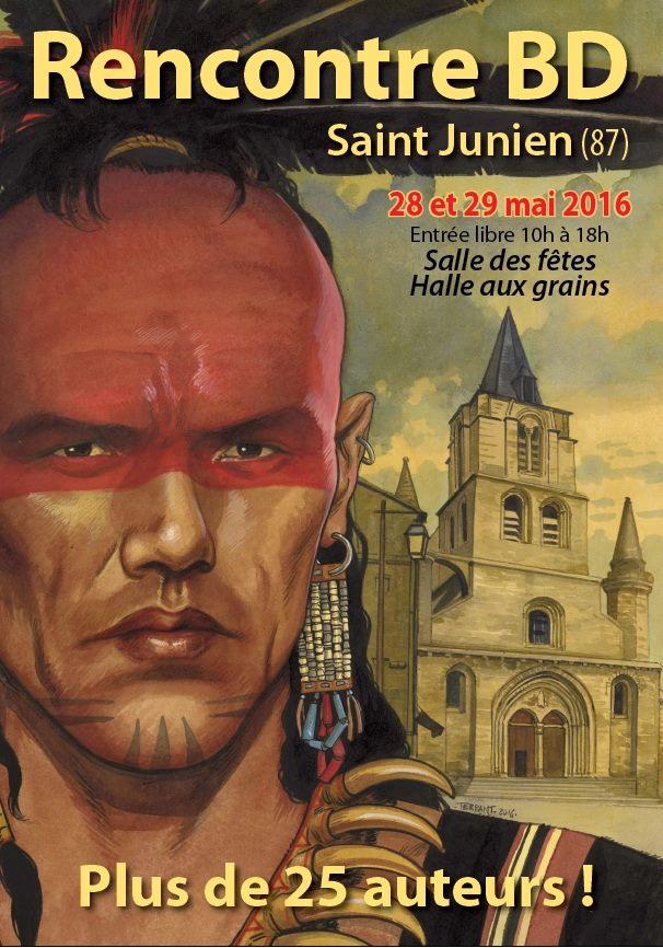 Rencontre bd saint junien 2018