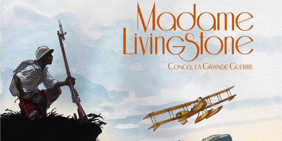 Madame Livingstone : Congo la grande guerre 1514_rot_preview