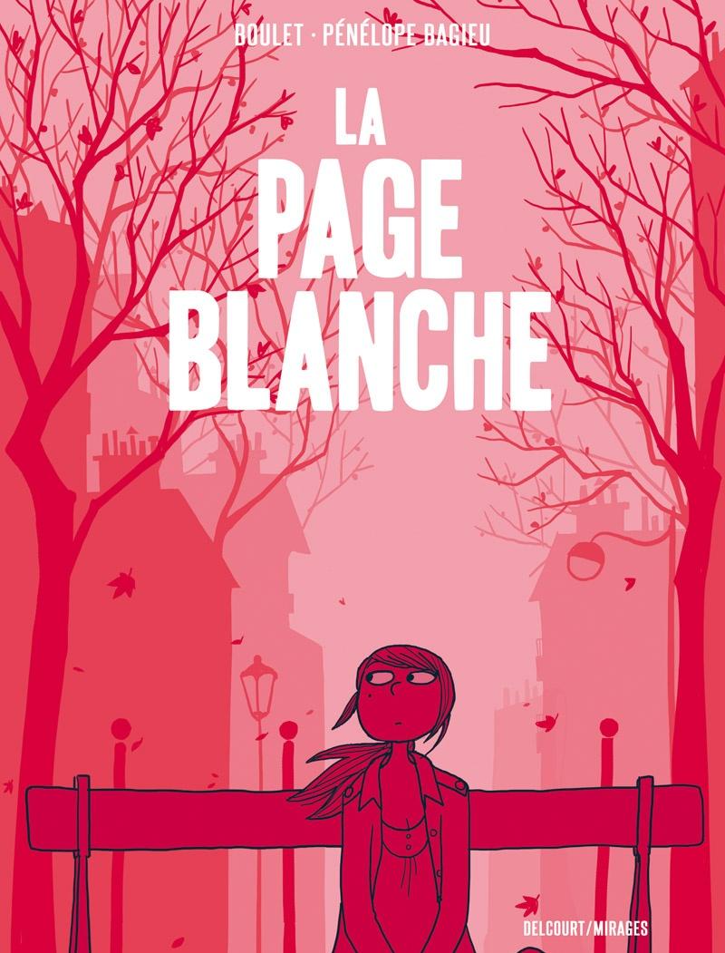 La Page blanche (Bagieu) One shot