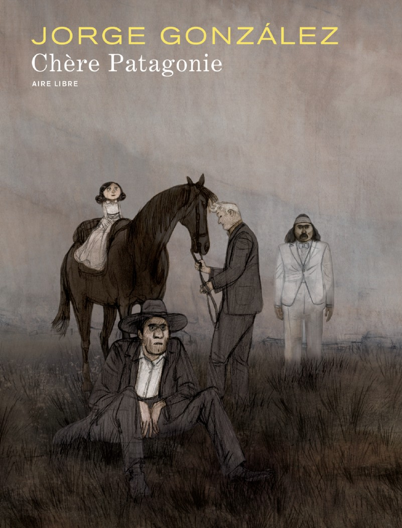 Chère Patagonie - One shot - PDF
