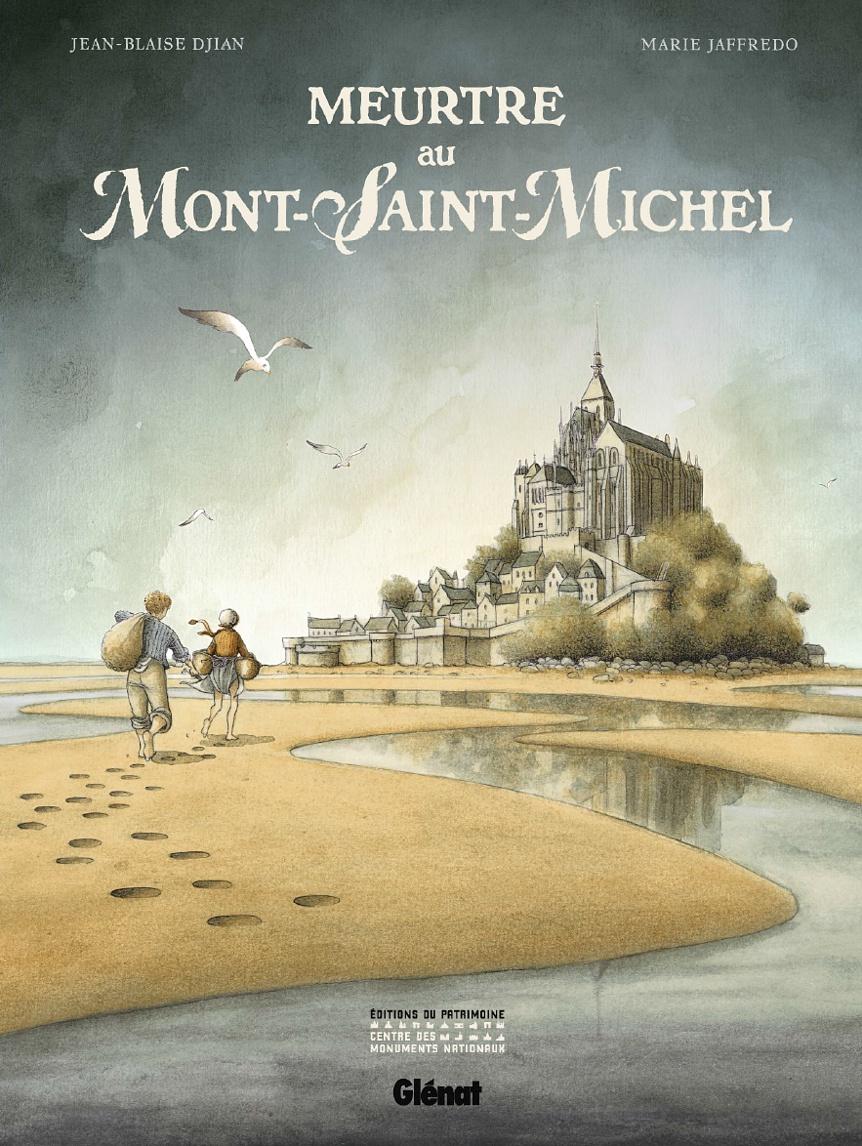 Meurtre au Mont Saint-Michel One shot