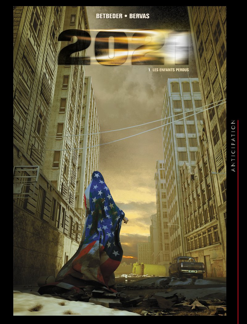 2021 – Tome 1 : Les enfants perdus
