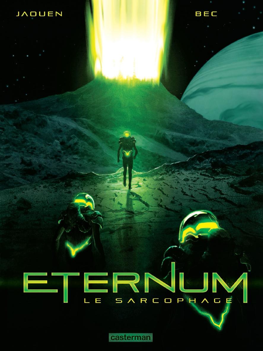 Eternum (Bec et Jouan) Tome 1 CBR