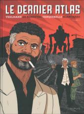 Chronique : Le dernier atlas - Tome 1 (Dupuis)