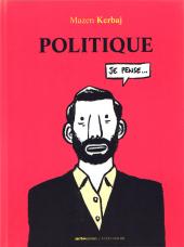 Chronique : Politique (Arte Editions / Actes Sud BD)