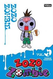 Chronique : Zozo Zombie -1- Vol. 1 (Vega Manga)