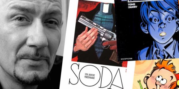 BD : Philippe Tome, créateur du