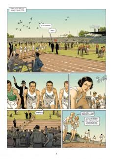 """Résultat de recherche d'images pour """"bd sept athlètes"""""""