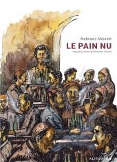 Preview : Le Pain nu - Adaptation