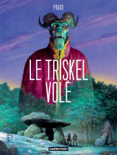 Preview : Le Triskel volé - Récit complet
