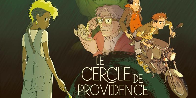 Chronique : Le cercle de Providence -1- L'Appel (Jungle)
