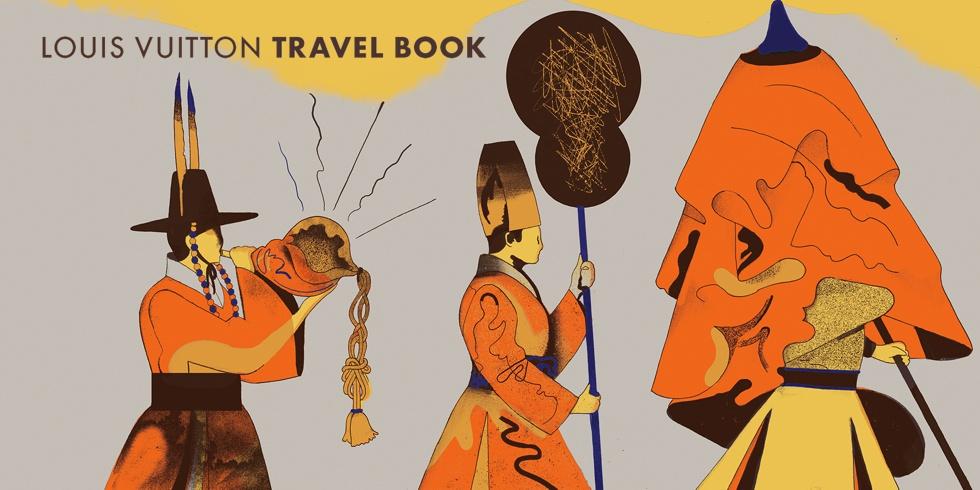 f2c54843df Preview Travel Book Seoul - Los Angeles Icinori - Mariscal