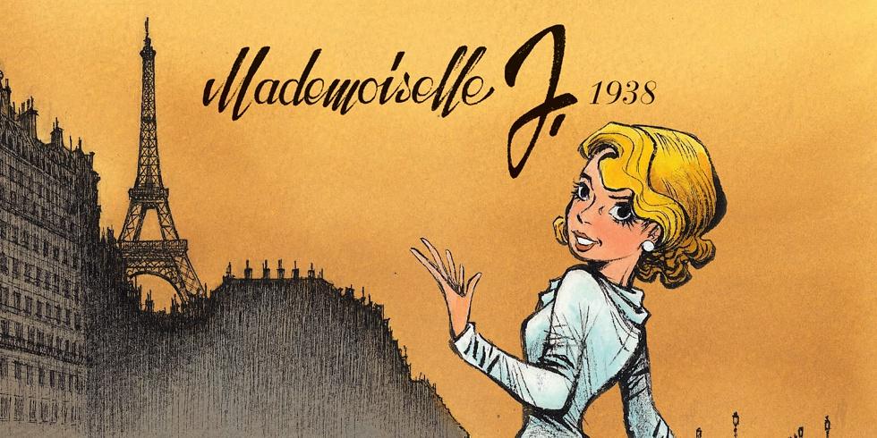 Preview : Mademoiselle J. 2. Je ne me marierai jamais - 1938