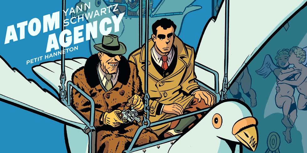 Preview : Atom Agency 2. Petit hanneton