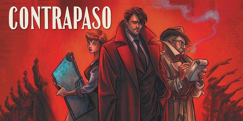 Preview : Contrapaso 1. Les enfants des autres