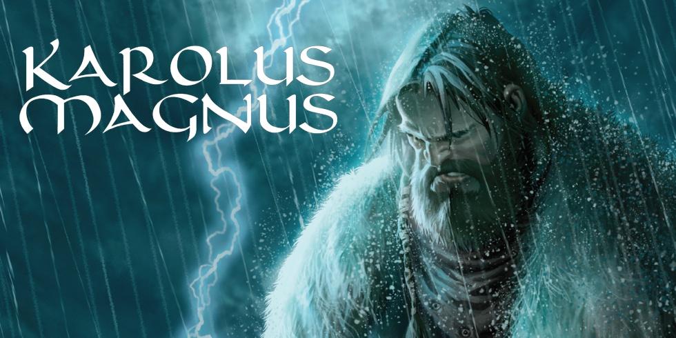 Preview : Karolus Magnus, l'empereur des barbares 1. L'otage vascon