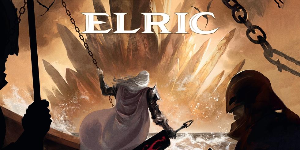 Preview : Elric 4. La cité qui rêve