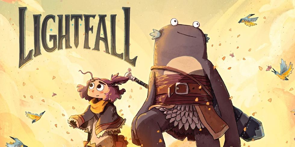 Preview : Lightfall 1. La Dernière Flamme