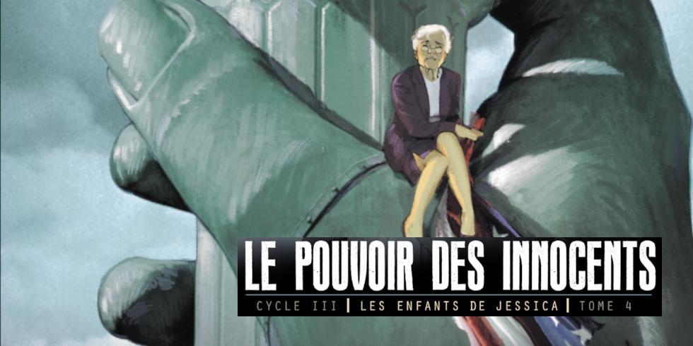 Preview : Pouvoir des Innocents (Le) (Cycle III - Les enfants de Jessica) 4. Guerre civile
