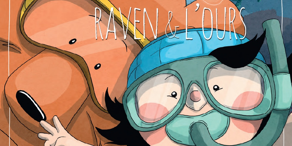 Preview : Raven & l'ours 3. Tome 3
