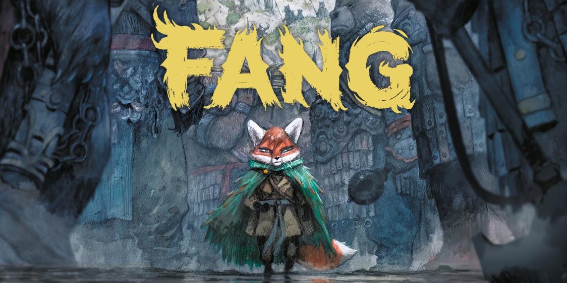 Preview : Fang 1. Chasseuse de démon