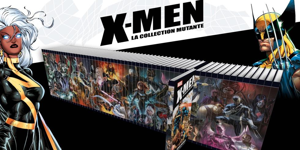 Concours : X-Men, la collection mutante